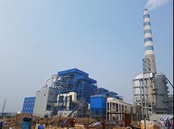 东营港城热电项目
